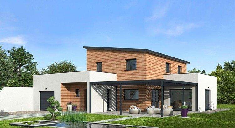 Prototype maison écologique